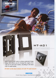 Hontech HT-A01 Leaflet