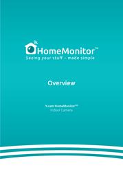 Y-cam HomeMonitor YCHMI02 Leaflet