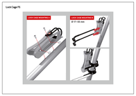 Trelock Bike lock, bike accessories 8001959 8001959 Data Sheet