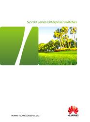 Huawei S2700-18TP-EI-AC 02352332 User Manual