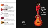 Gibson pete townshend sj-200 Brochure