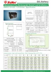 Electus Distribution SB1698 Leaflet