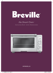 Breville BOV800XL Instruction Manual