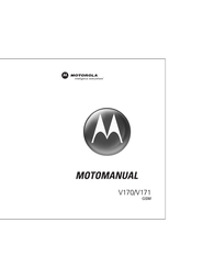 Motorola V171 User Manual
