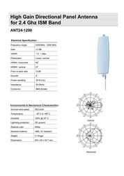 D-Link ANT24-1200 User Manual