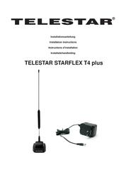 Telestar Starflex T4 5102203 Data Sheet