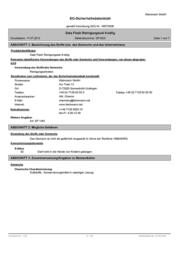 Data Flash PC cleaning set DF1491 Data Sheet