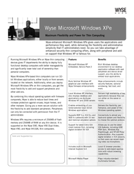 Dell Wyse S90 902115-12L User Manual
