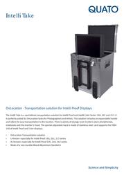 QUATO Intelli Take XL 030205 Leaflet