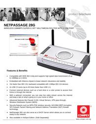 Compex 28g Brochure