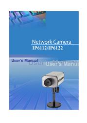 VIVOTEK IP6112 User Manual