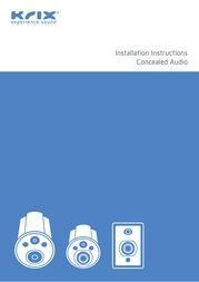 Krix atmospherix Installation Instruction