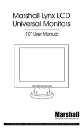 Marshall Electronics m-lynx-10 User Guide