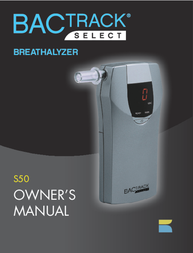 BACtrack S50 User Manual