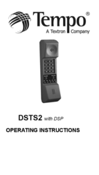 Tempo DSTS2 User Manual