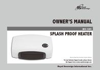 Royal Sovereign HCE-1201 User Manual