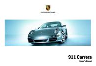 Porsche 911 Carrera User Manual