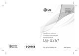 LG LGS367 User Guide