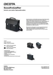 Dicota ExecutiveLeather N11118L-V2 Leaflet