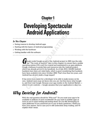 For Dummies Android Application Development 978-0-470-77018-4 User Manual
