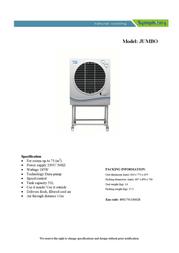 Symphony Jumbo 8901791100028 Leaflet