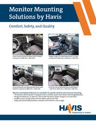 Havis C-DMM-103 User Manual