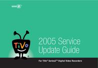TiVo Staple Gun Tivo Digital Video Recorders User Manual