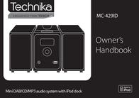 Technika MC-429ID User Manual