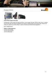 Brodit Passive Holder,Tilt Swivel 272019 Leaflet