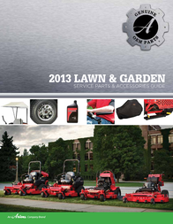 Ariens String Trimmer Owner's Manual