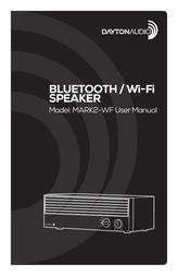 Dayton Audio mark2-wf User Manual