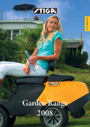 Stiga Garden Range User Manual