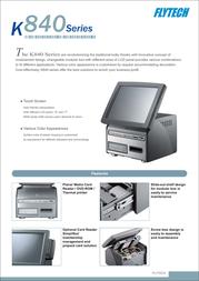 Flytech K847 Leaflet