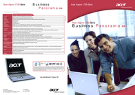 Acer ASPIRE 1703SM P4-2.6G LX.A0805.067 Dépliant
