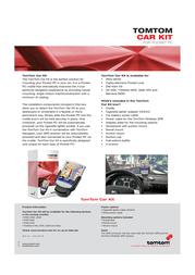TomTom CARKIT 3102.515 Leaflet