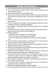 Nextbook Tablet NEXT8P12 User Manual