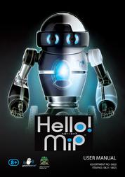 Wowwee Robotics MiP white 0821 Toy Robot 0821 Data Sheet