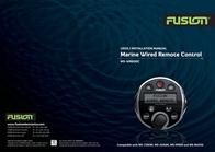 Fusion Electronics Marine Sanitation System MS-WR600C Leaflet