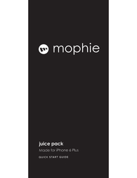Mophie juice pack® Owner's Manual