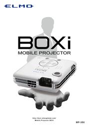 Elmo BOXi MP-350 17439 User Manual