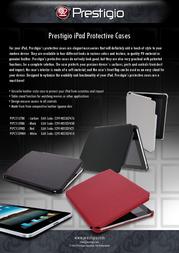 Prestigio PIPC5107BK Leaflet
