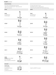 Spectral Floor QX1000 QX1000-BG Leaflet