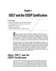 For Dummies CISSP, 3rd Edition 978-0-470-53791-6 User Manual