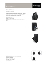 basexx Backpack Allround N18778P Leaflet