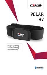 Polar H7 HERZFREQUENZ-SENSOR PINK M-XXL 92053186 Data Sheet