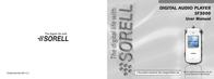 MEDIALINE sf3000 User Manual