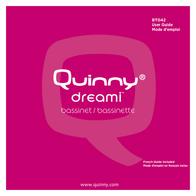 Quinny Dreami Bassinet BT042 User Manual