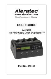 Aleratec 350117 User Manual