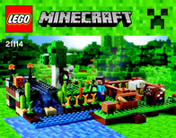 Lego Minecraft LEGO® MINECRAFT™ 21114 THE FARM 21114 Data Sheet