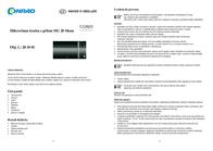 Caso MG 20 Menu 3320 Data Sheet